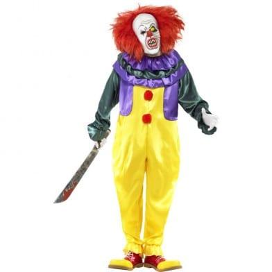 Les astuces pour r ussir son maquillage de clown terrifiant annonces france - Comment faire un maquillage de clown qui fait peur ...