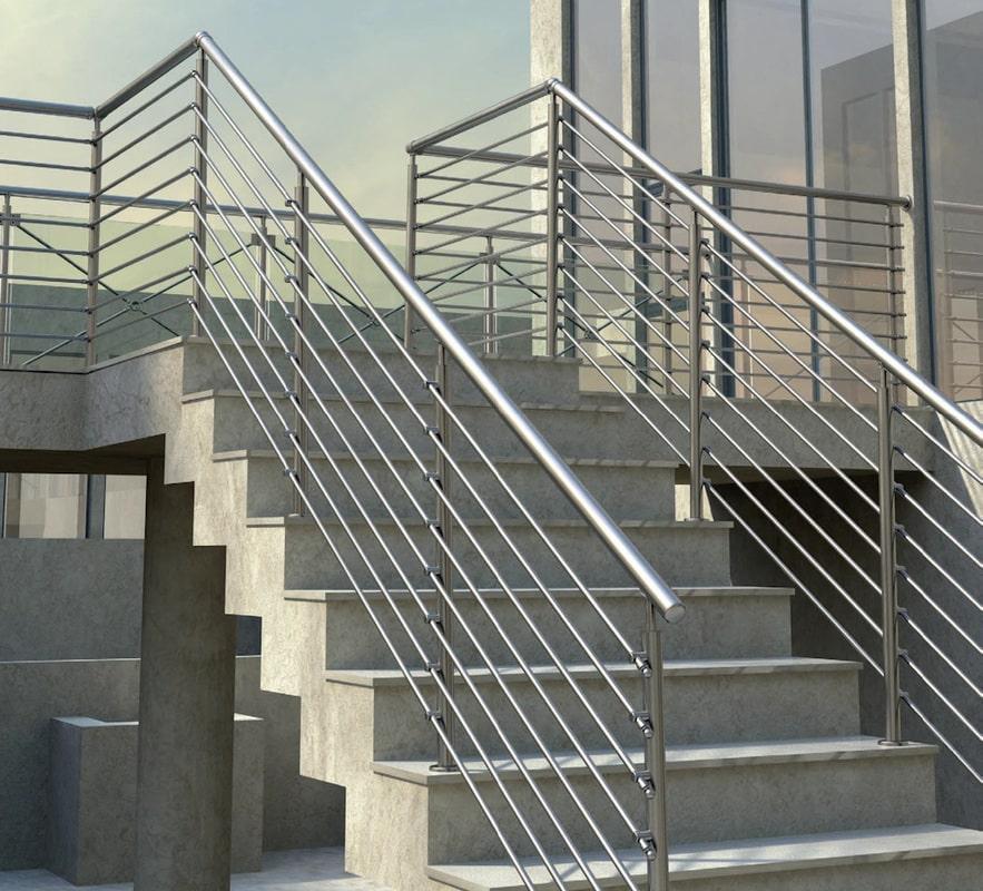 pourquoi choisir un garde corps en aluminium. Black Bedroom Furniture Sets. Home Design Ideas