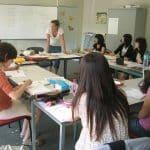 Apprendre le français langues étrangères à Paris