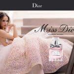 Quelles sont les notes du parfum pour femme Miss Dior ?