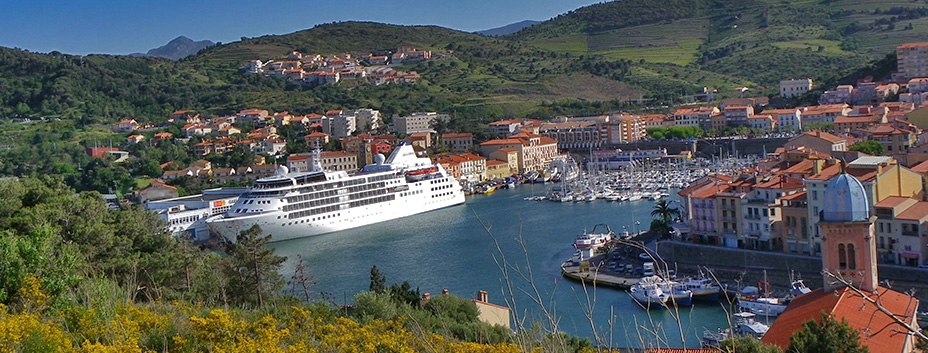 Port vendres le point d 39 escale id al dans les pyr n es orientales annonces france - Immobilier port vendres pyrenees orientales ...