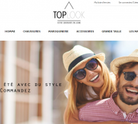 Toplook home page