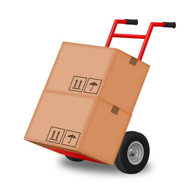 Préparation du déménagement