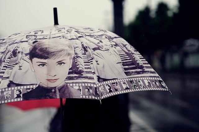 tendance parapluie