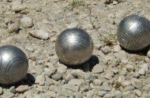 boules de petanque de competition