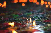 Des bougies pour mon intérieur