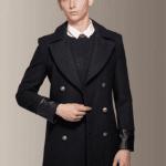 Le manteau officier pour homme : idéal pour un look chic