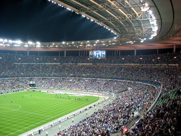 Top 5 des plus grands stades de foot français - Annonces