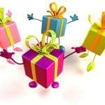 Les cadeaux préférés des enfants en France