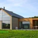 Découverte d'une maison basse énergie