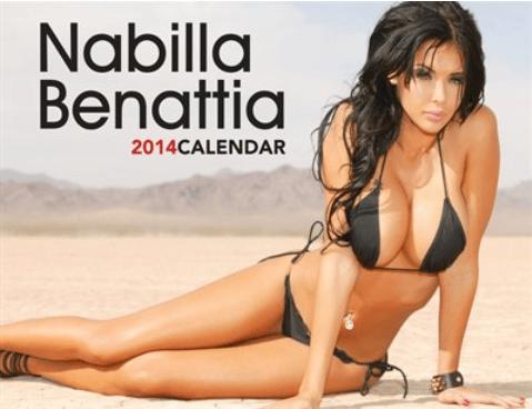 Calendrier 2014 Nabila