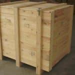 Le métier de fabricant de caisses en bois