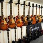 Où trouver une guitare électrique?