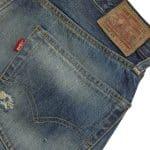 Le Jean Levis Vintage 501, une valeur sur