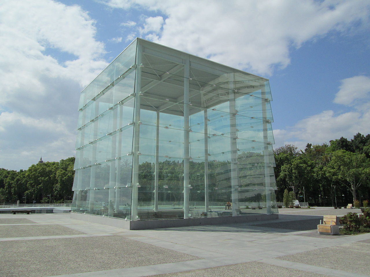 centre-pompidou-malaga-el-cubo