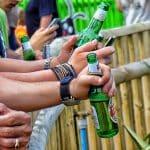 Boire quelques verres de bières suffit à troubler la fertilité masculine