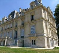 Bel immeuble monument historique