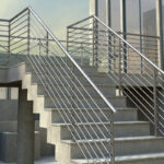 Pourquoi choisir un garde-corps en aluminium ?