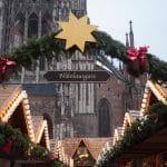 Les marchés de Noël organisés en France