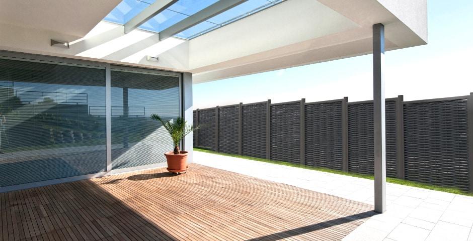 Pour aménager votre jardin, pensez à l\'aluminium - Annonces France