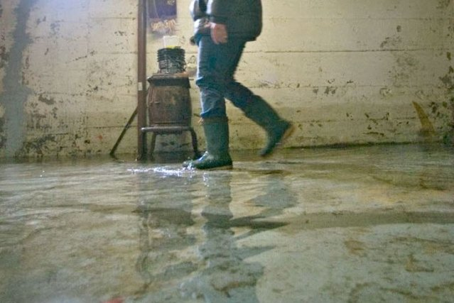 nettoyage après chantier