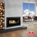 Profitez du rendement optimal d'un insert à bois