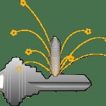 La serrure à 3 points : un outil alliant sécurité et efficacité