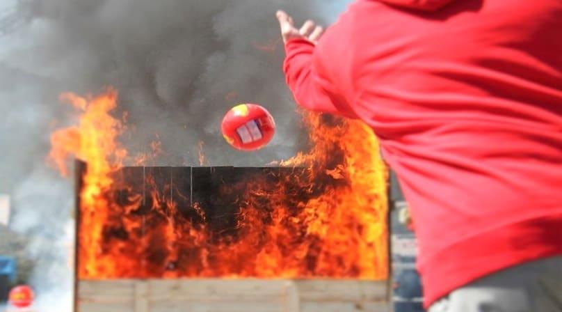 boule anti feu