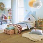 Tête de lit, pour un lit plus pratique, fonctionnel et confortable