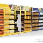 La fabrication de PLV pour améliorer ses ventes en magasin