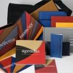 Agenda personnalisé, la bonne idée de cadeau d'entreprise