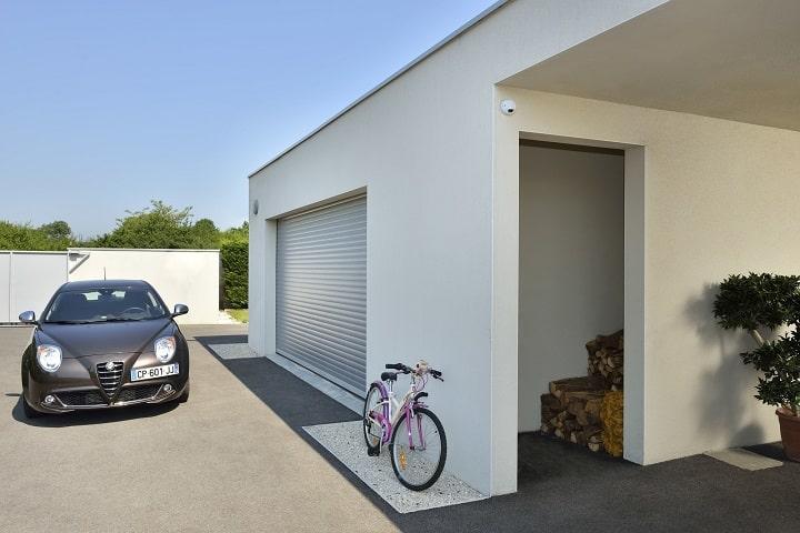 5 crit res pour d terminer une parfaite porte de garage for Porte de garage crawford france