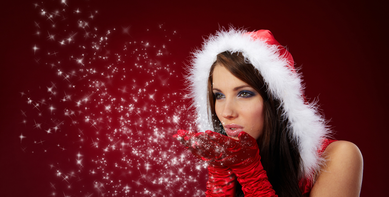 maquillage sublime pour Noël