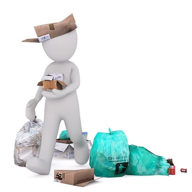 réduire le poids des déchets