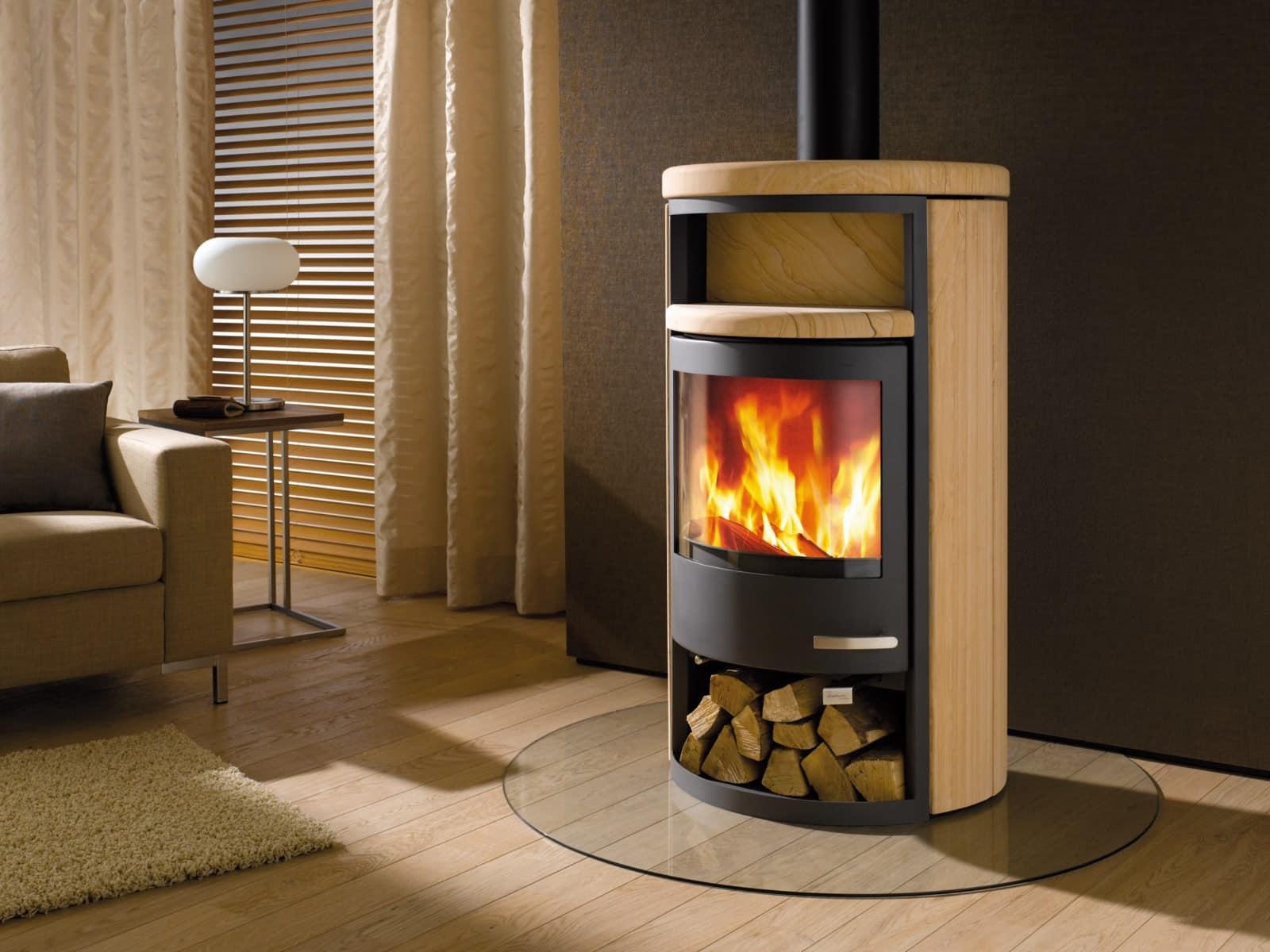pour l 39 installation de votre po le bois faites appel. Black Bedroom Furniture Sets. Home Design Ideas