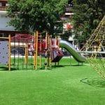 Aire de jeux : les différents revêtements de sols