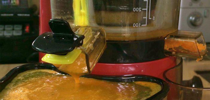 extracteur de jus pour boire naturel