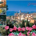 Grasse, la ville qui nous parfume