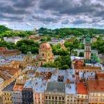 Lviv, la capitale culturelle de l'Ukraine