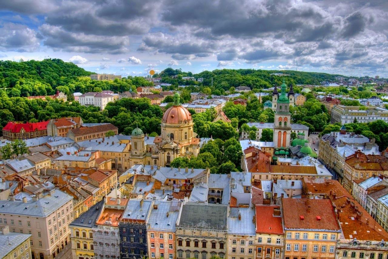 Lviv la capitale culturelle de l 39 ukraine annonces france for Assurance la capitale maison