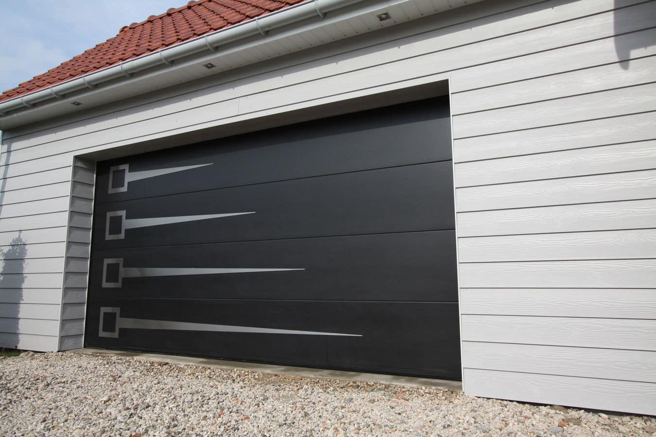 Porte De Garage Les Données Essentielles Pour Bien La Choisir - Porte de garage aluminium