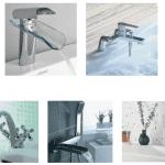 Les différents types de robinets pour la salle de bain