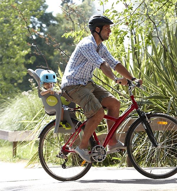 Portebébé Ou Remorque Vélo Annonces France - Vélo porte bébé