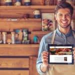 Un site web pour pour avoir un restaurant de qualité
