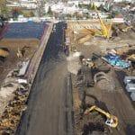 Le chapiteau industriel: atout majeur dans la dépollution des sols