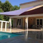 5 raisons de choisir les voiles d'ombrage pour votre terrasse